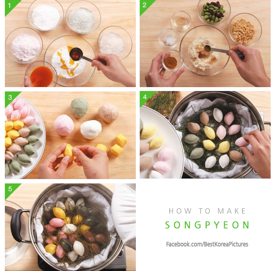 How to make songpyeon master3languages korean japanese how to make songpyeon master3languages korean japanese english songpyeon forumfinder Image collections