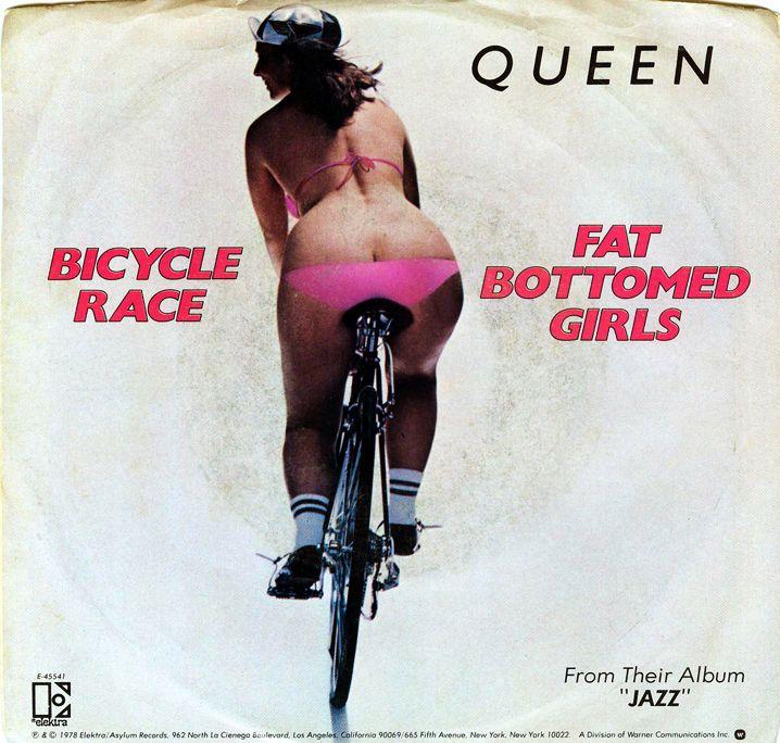 Fat bottomed girl shag 3