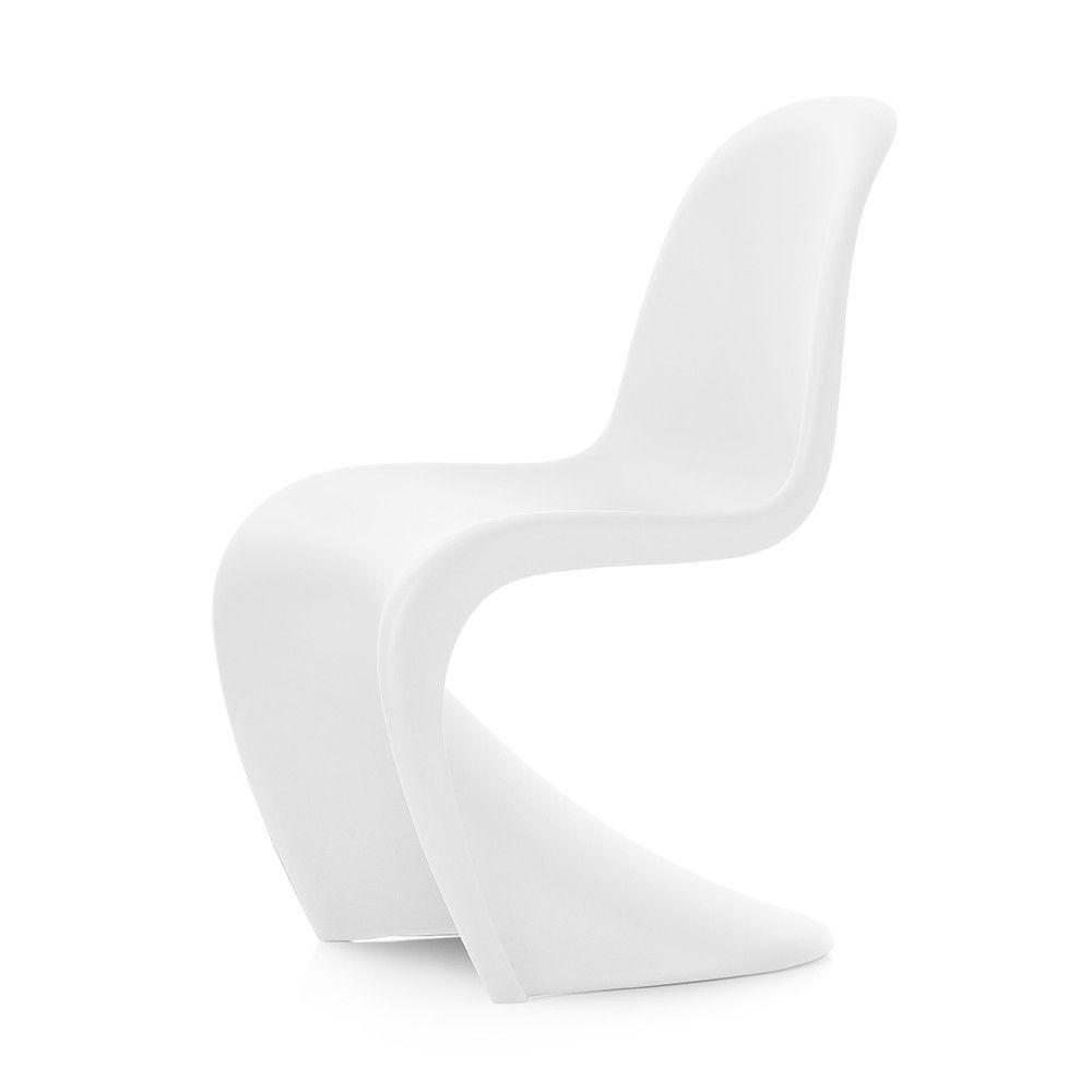 Vitra Panton Chair Weiß panton chair white panton chair and room