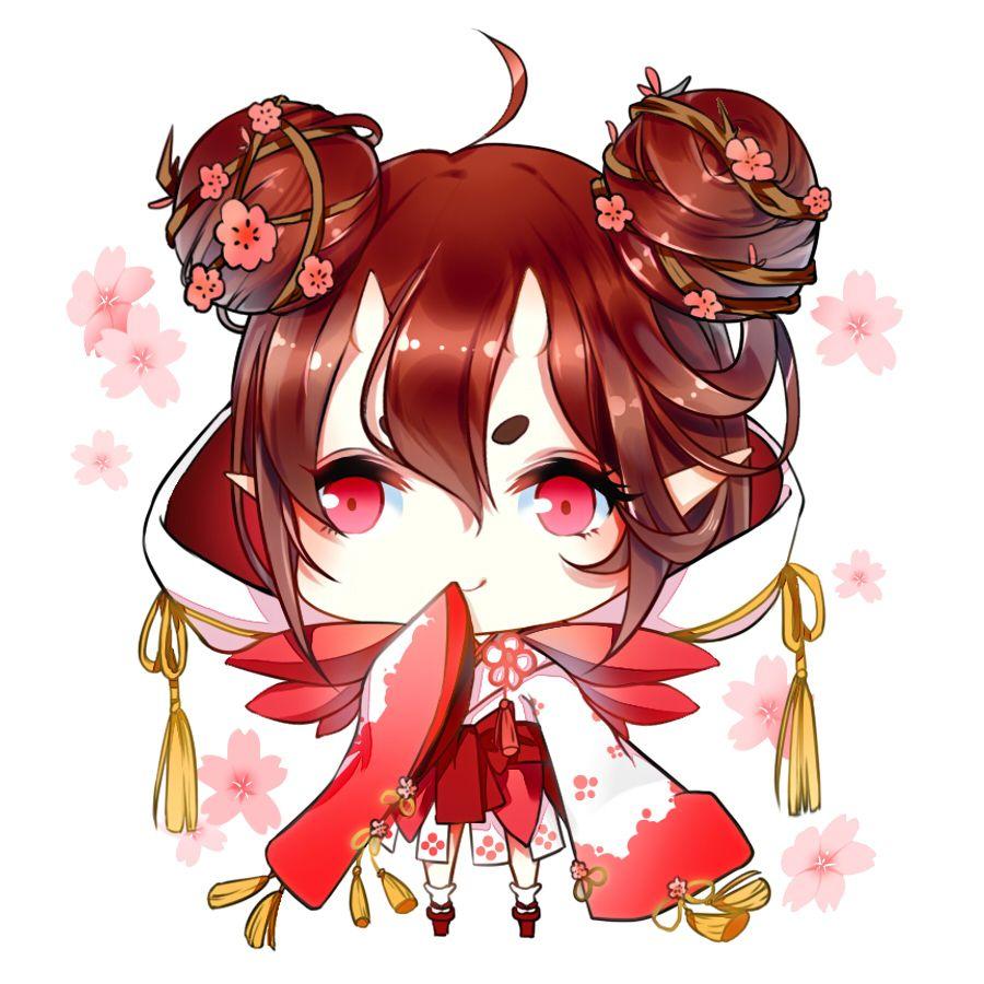 Pin by ily zhang on Chibi   Ảnh hoạt hình chibi, Anime ...