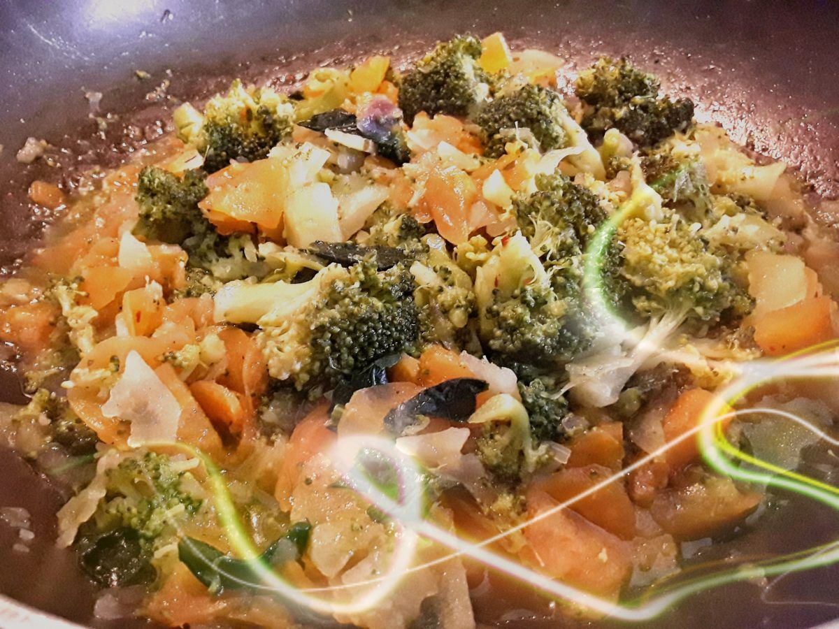 Broccoli ricette vegetariane veloci