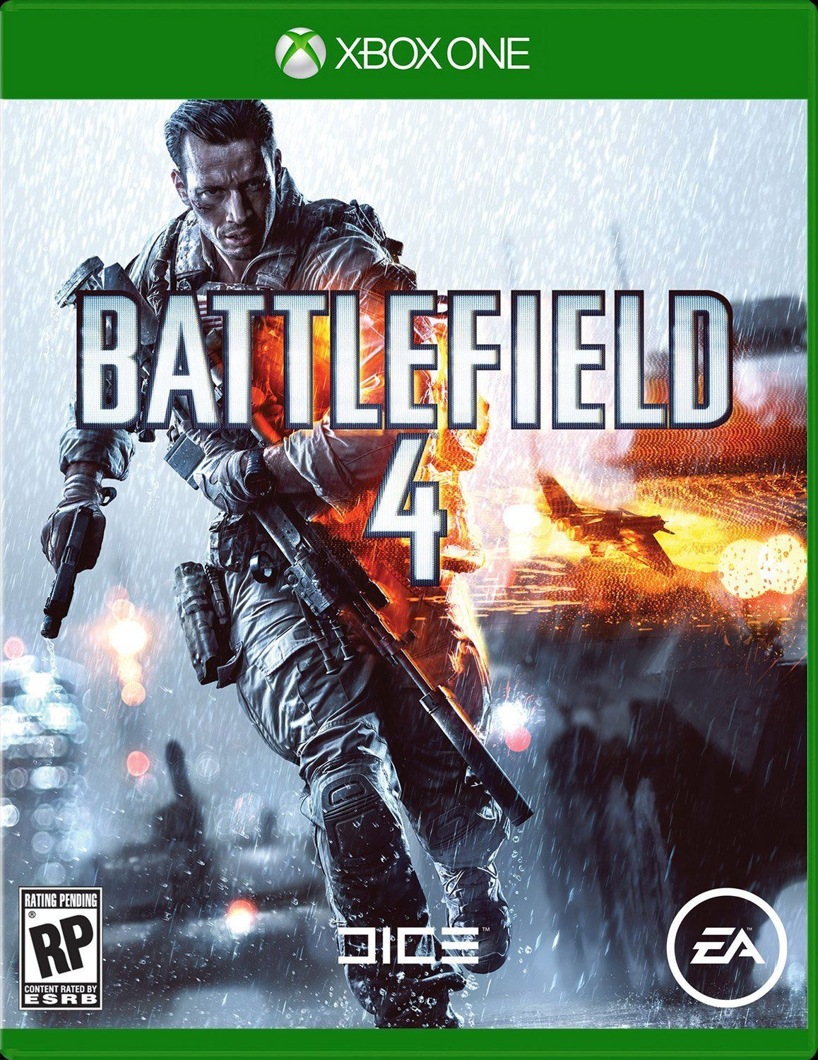 Battlefield 4 Xbox One Video Games On Xbox One Gaming