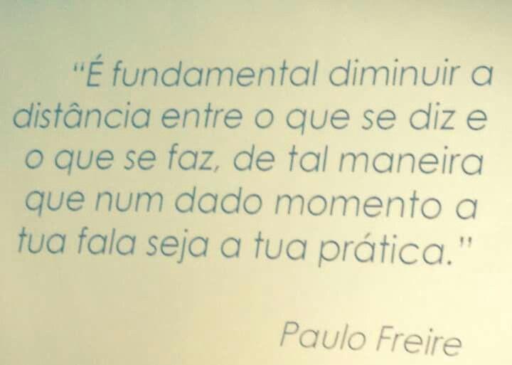 Paulo Freire — seminal.