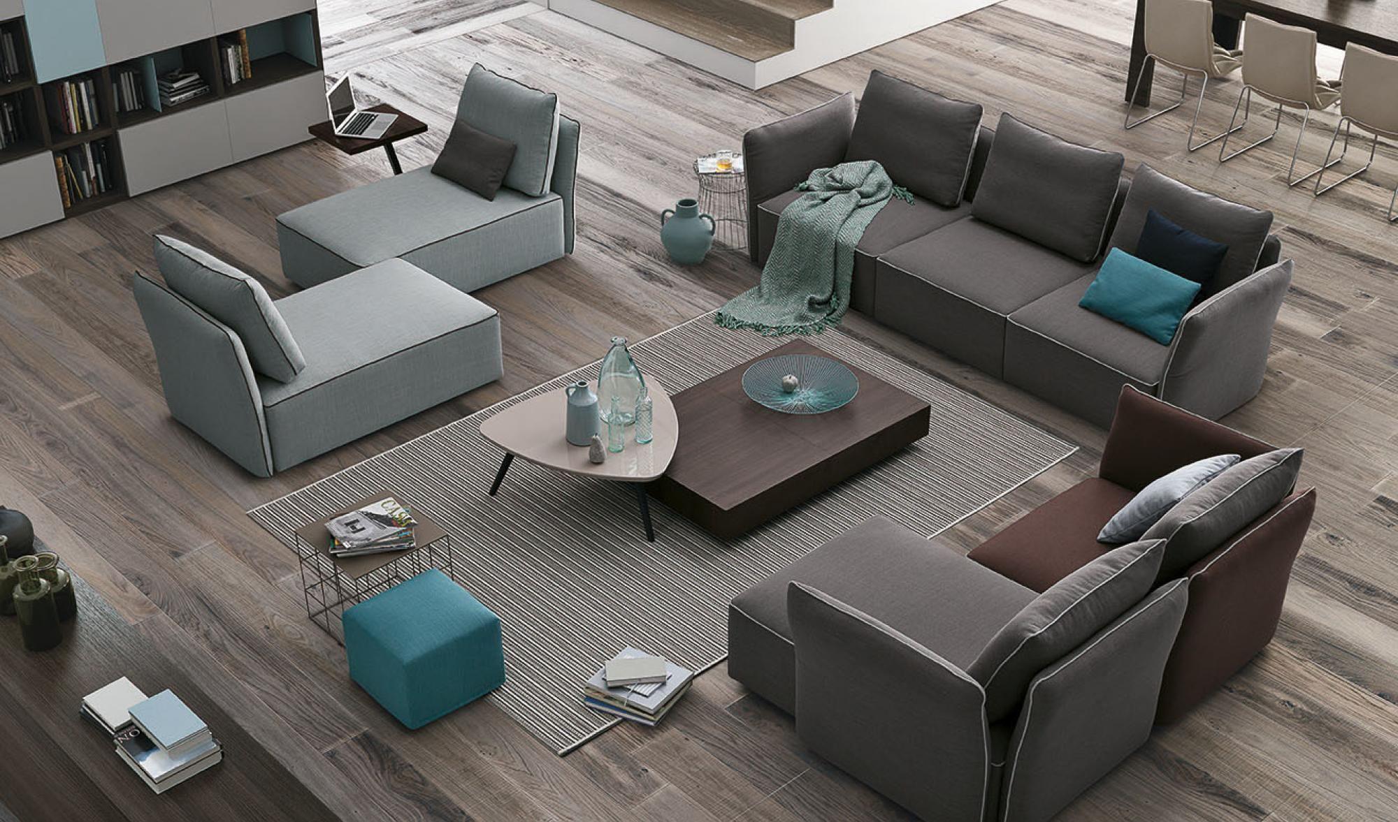 Flex Salones Y Sof S Sof S Colombini Casa Mi Casa  # Muebles Karen Collignon