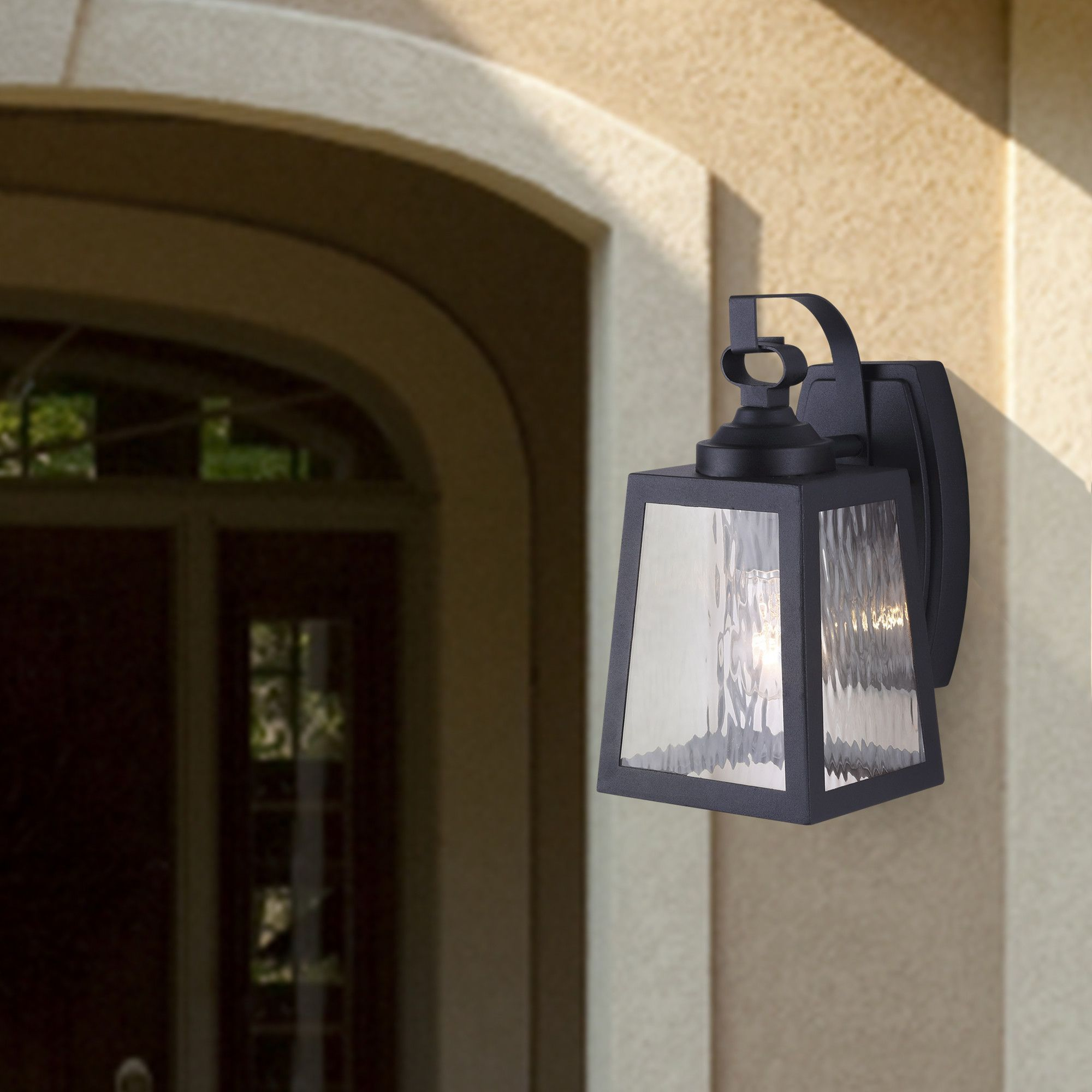 Bronte 1 Light Outdoor Wall Lantern