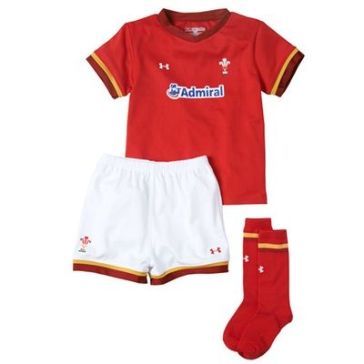 Wales Rugby Home Infant Kit 15/16 Red: Official Welsh Rugby Union productSmooth… #EnglandRugbyShop #EnglandRugbyStore #EnglandRugby