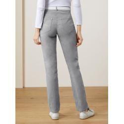 Photo of Walbusch Women's Yoga Jeans Supersoft Regular Fit Solid Gray WalbuschWalbusch