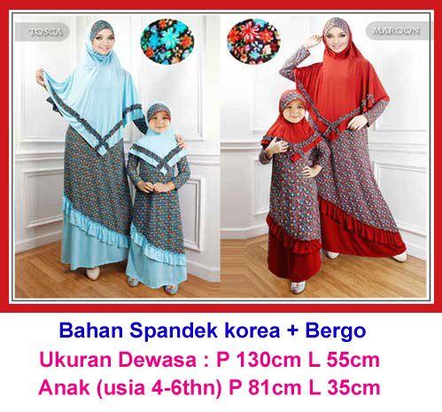 Gamis Jersey Korea 598 Baju Gamis Modern Terbaru Korea Anak Model