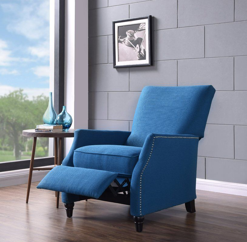 Push Back Recliner 499.99 Small recliner chairs
