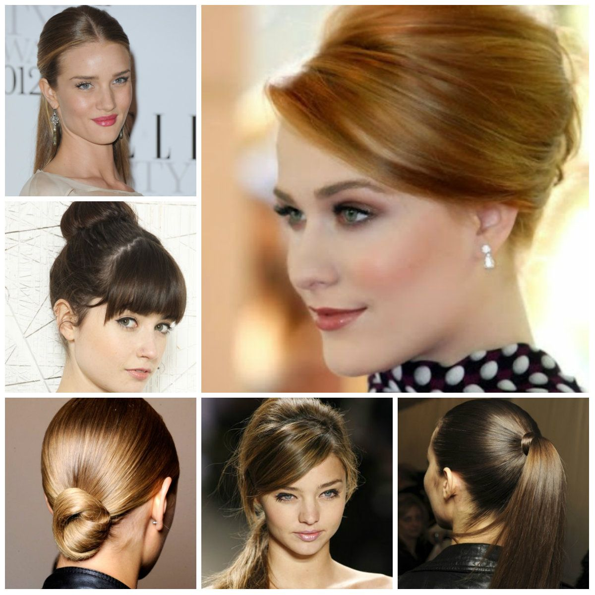 image result for business casual 2017 hair easy | work hair