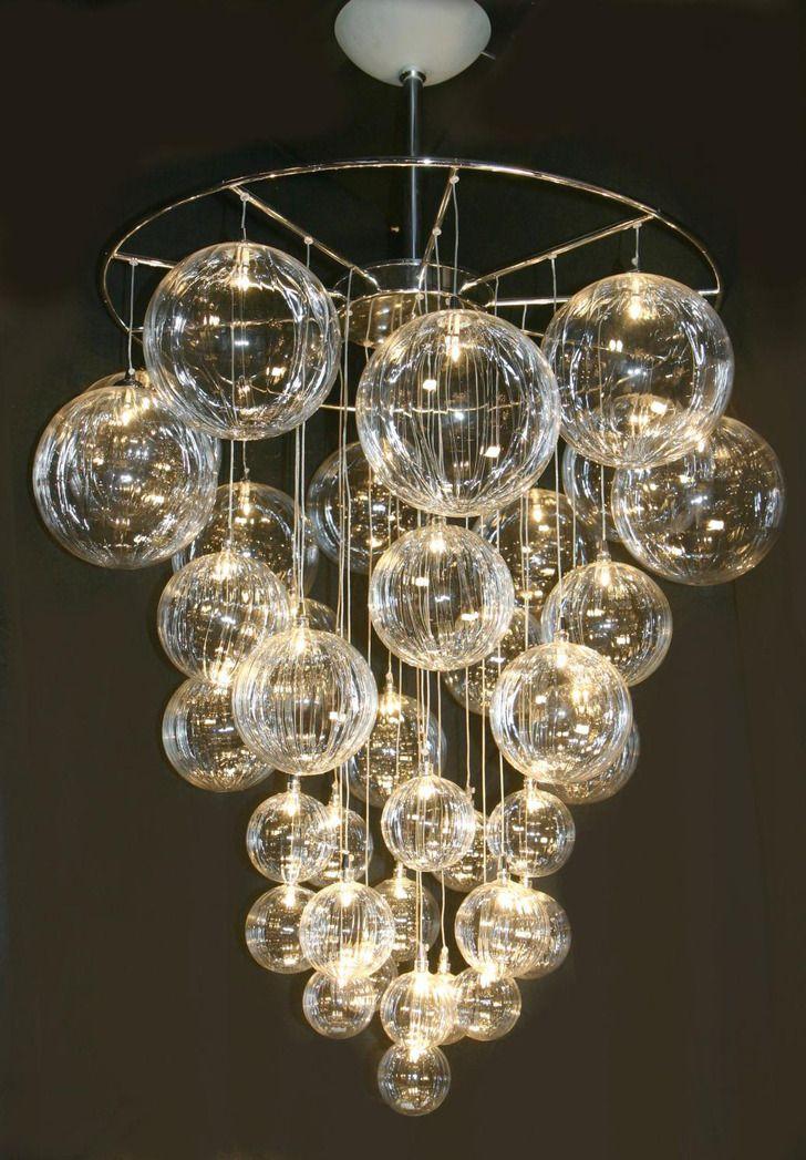 Exclusive design grapes bubble chandelier dream home exclusive design grapes bubble chandelier aloadofball Image collections