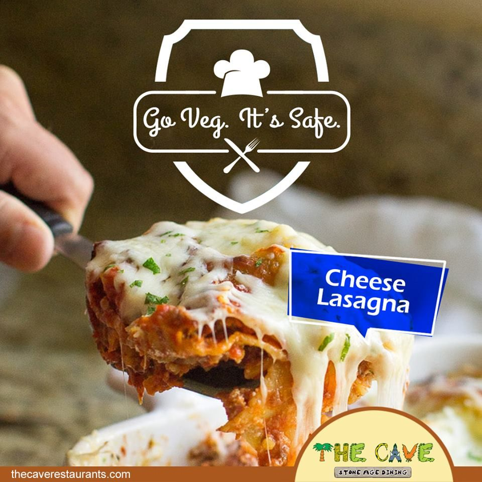 Try This Veg Lasagna At The Cave Restaurant The Best Veg Restaurant In South Kolkata Veg Restaurant Veg Food Lover