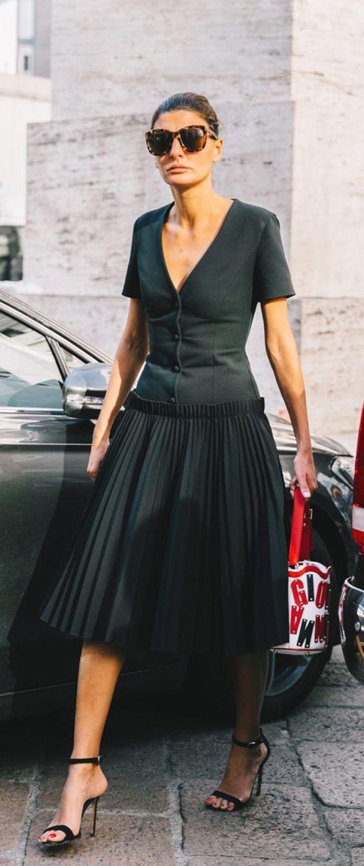 Kleid italienischer stil