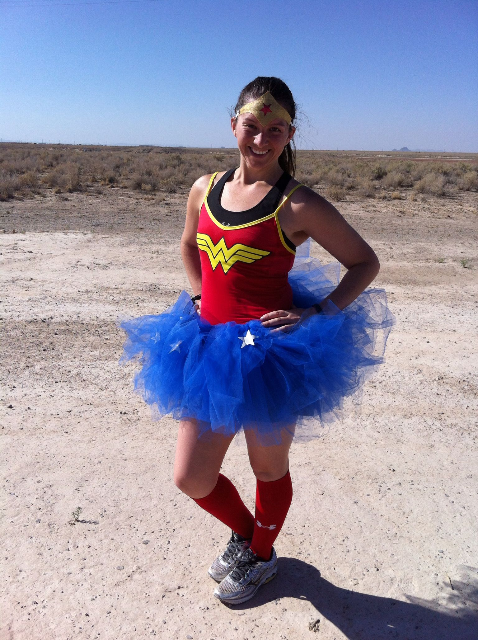 Princess and Wonder Woman running outfits are magical and ... |Disney Running Costumes Ideas Women