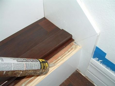 News Do You Want To Install Laminate Flooring On Your Stairs Laminate Stairs Installing Laminate Flooring Diy Stairs