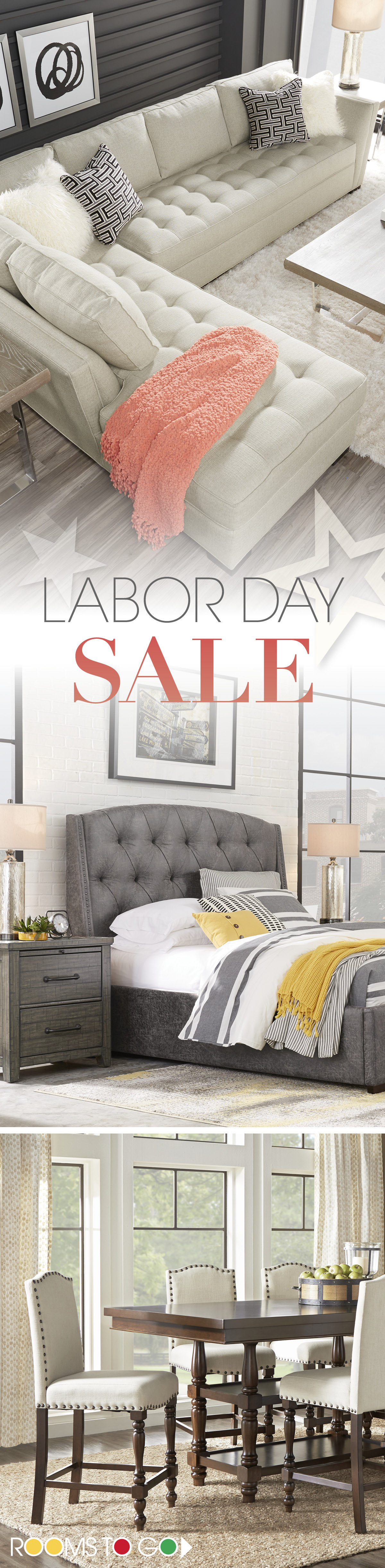Ready for a room redesign? Shop our Labor Day sale now, and save on ...