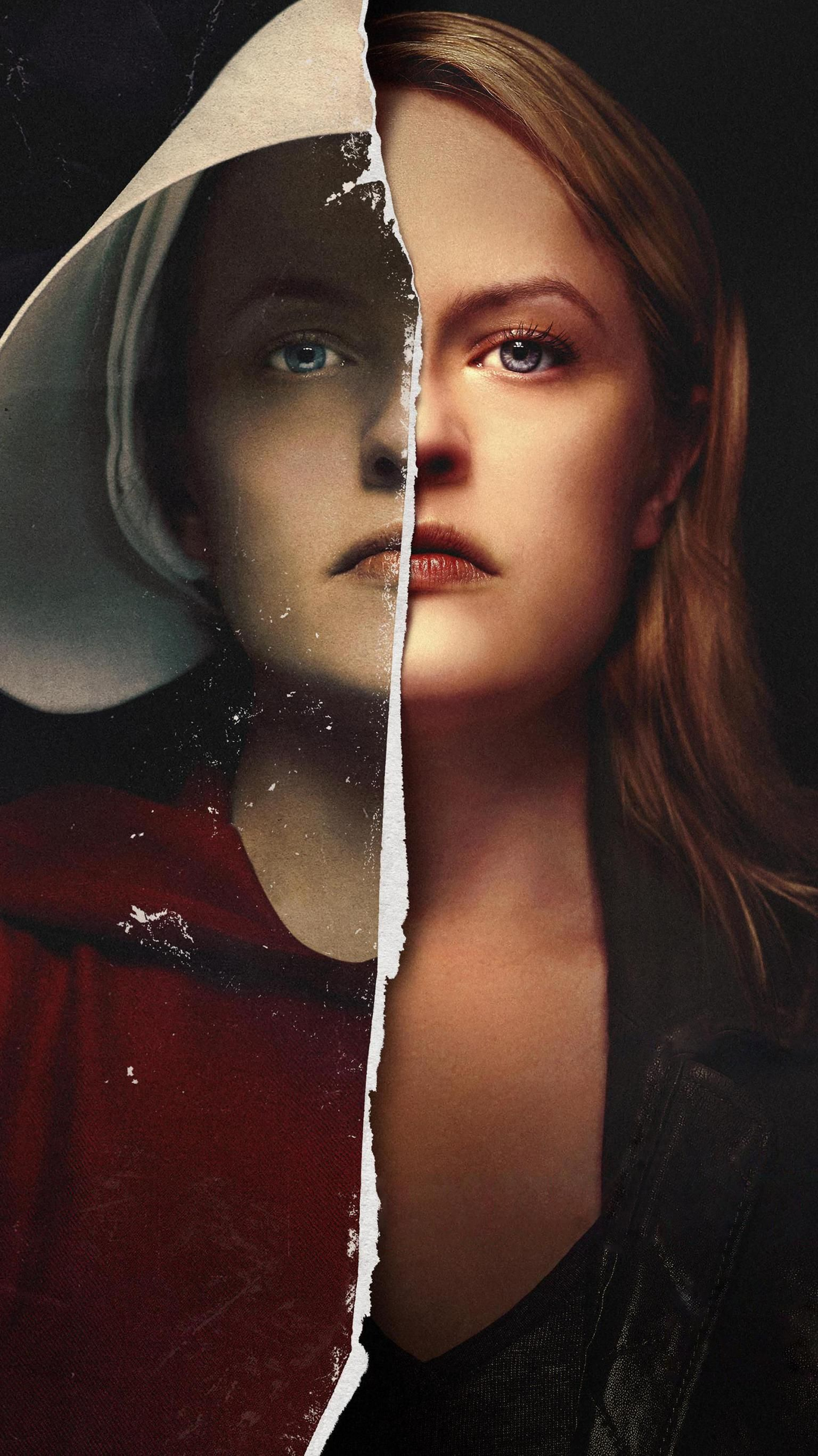 The Handmaids Tale Phone Wallpaper Movie Poster In 2019