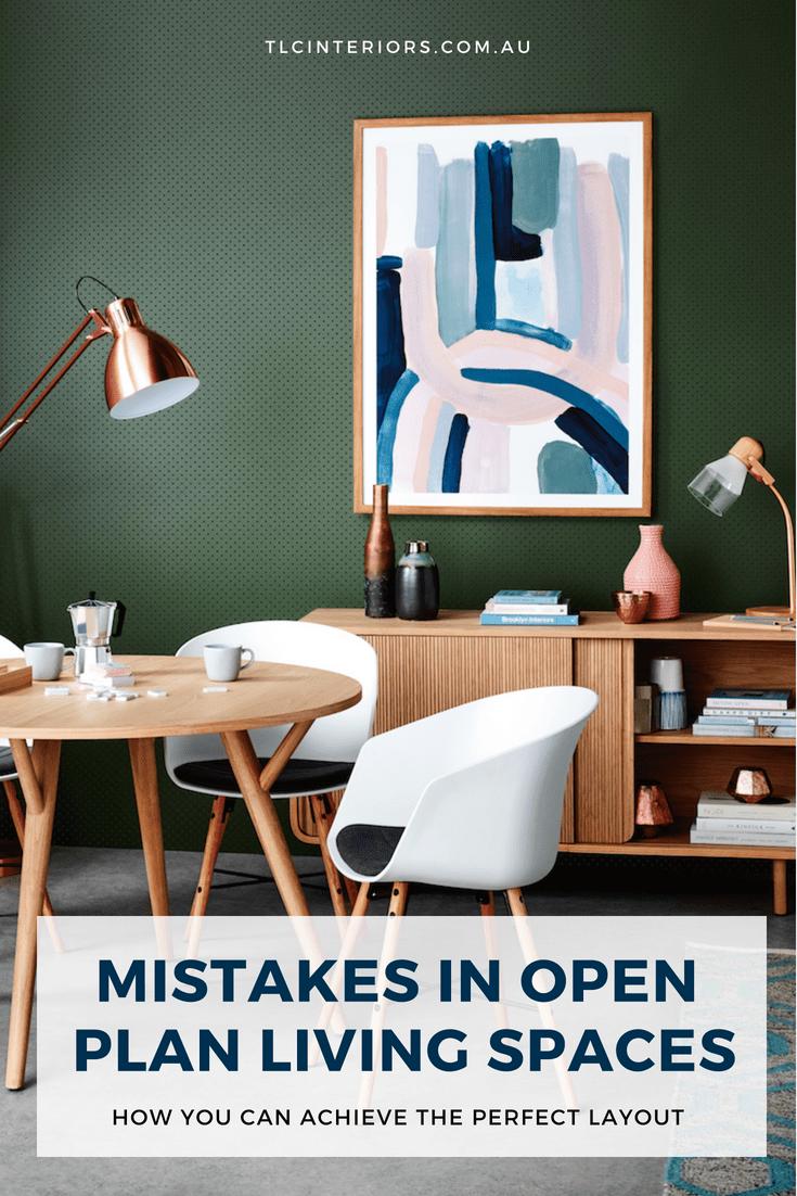 10 Stunning Open Plan Living Room