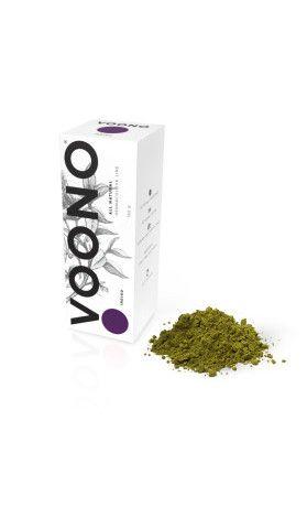Barva na vlasy Indigo 100% přírodní Voono.  Využijte dopravu zdarma při nákupu nad 890 Kč nebo výdejní místo zdarma v naší kamenné prodejně NuSpring v Praze.