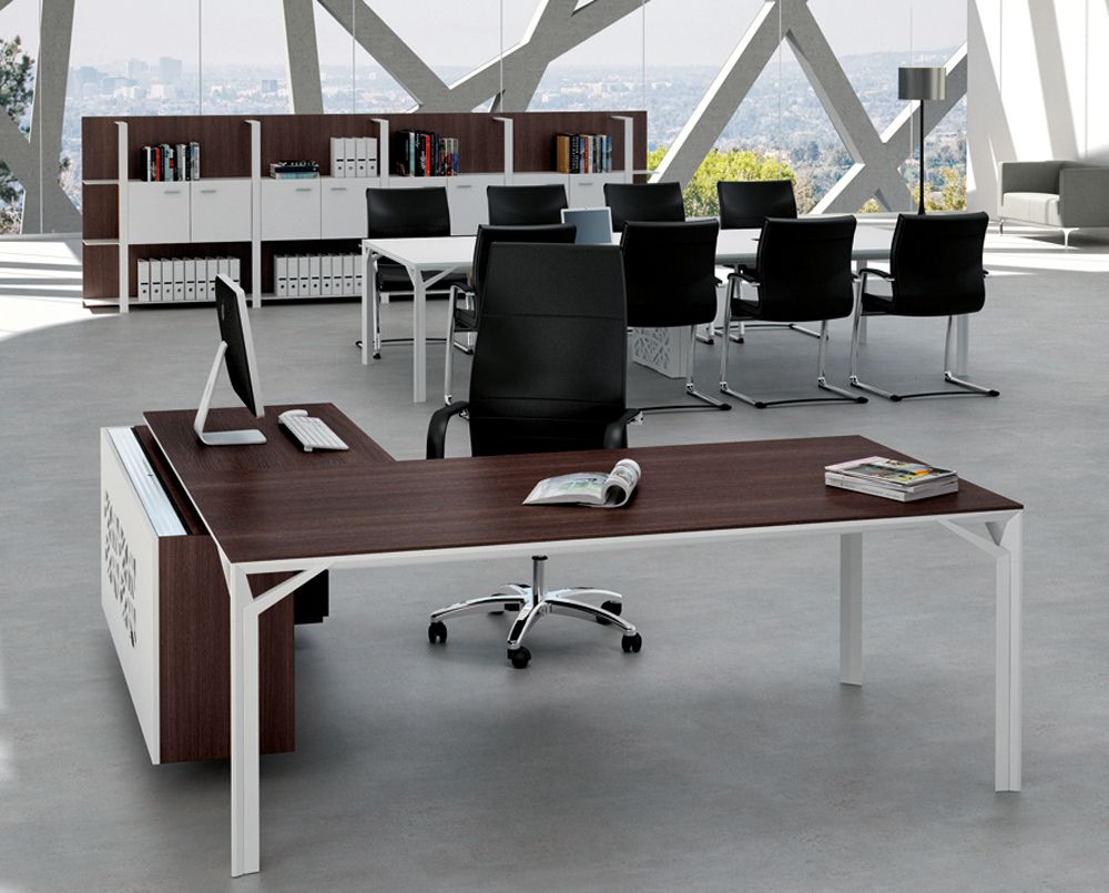 "Office Furniture: When You Hear The Word ""sophistication,"" What Does That"