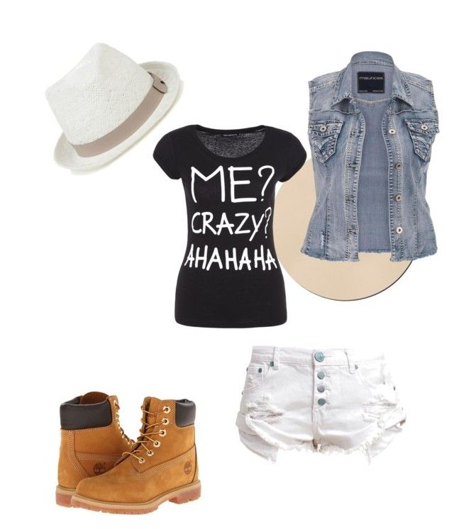 """""""event of day"""" by nordian on Polyvore featuring Timberland, maurices, Oasis and One Teaspoon"""
