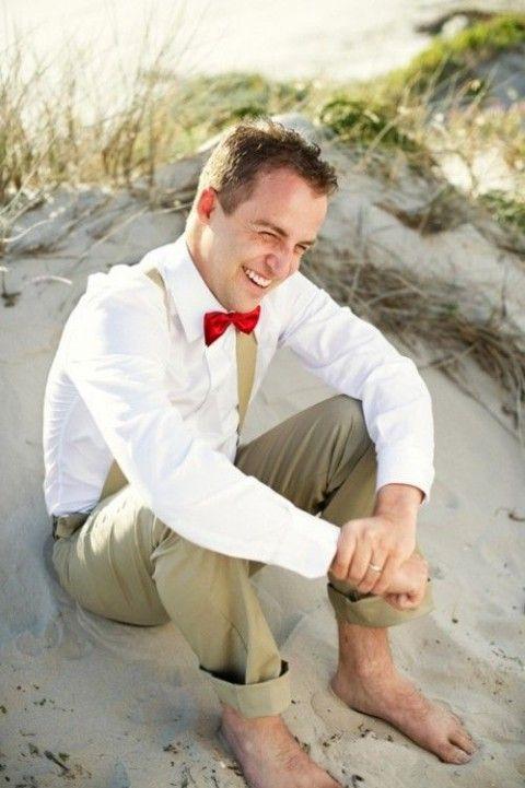 61 Stylish Beach Wedding Groom Attire Ideas | Groom attire, Beach ...
