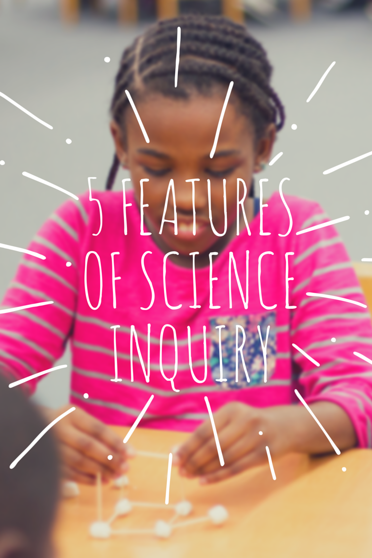 The Five Features Of Science Inquiry How Do You Know