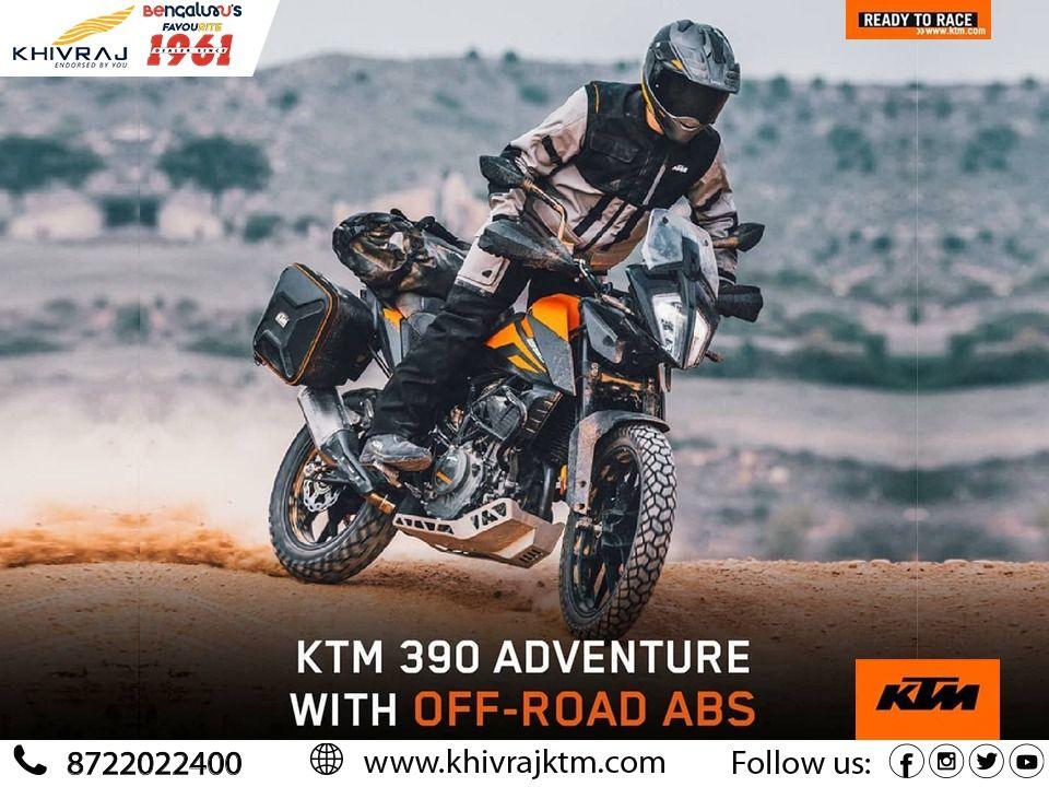 Ktm 390 Adventure Abs Deactivated In Rear Wheel Ktm Adventure Ktm Adventure