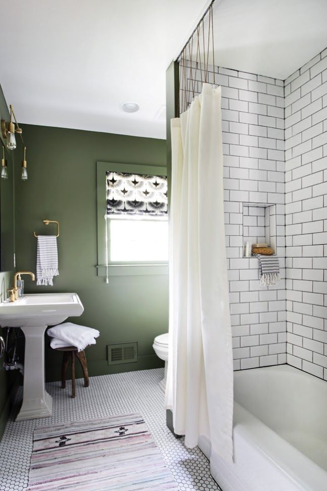 Shower Curtain Rod, How To Install A Tension Shower Curtain Rod On Tile