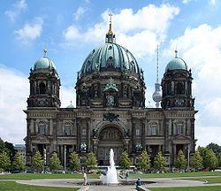 Berlin Cathedral - Baroque