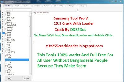 Samsung Z3x Tool pro 25.5 Full Crack Loader: Samsung Tool Pro Z3x 25.5 Crack No…