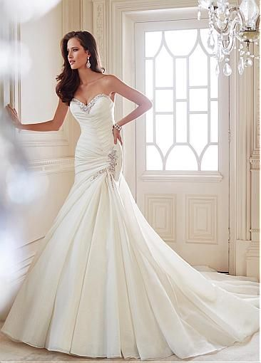 vestidos de novia | 10 vestidos de novia sencillos pero elegantes