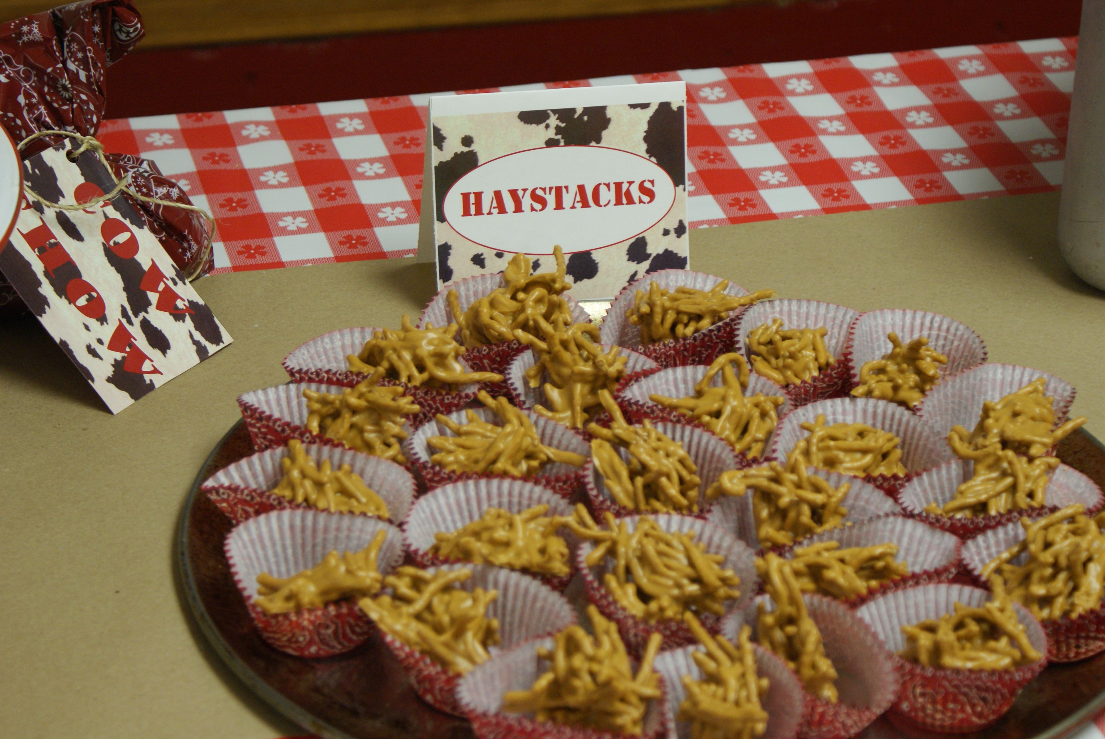 Cowboy Party Food Ideas Cowboy Party Cowgirl Party