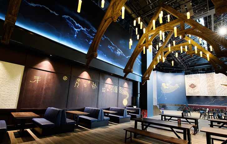 Lumsden Designs New Retail and Dining Experience at Warner Bros. Studio Tour