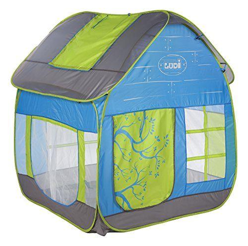 Ludi 5210 - Maison Cottage - Tente De Jardin | Maison extérieure ...