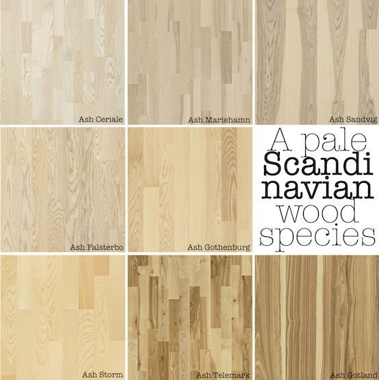 Scandinavian wood - I thought if some products could come in actual wooden  bottles. It would need to be Scandinavian wood.