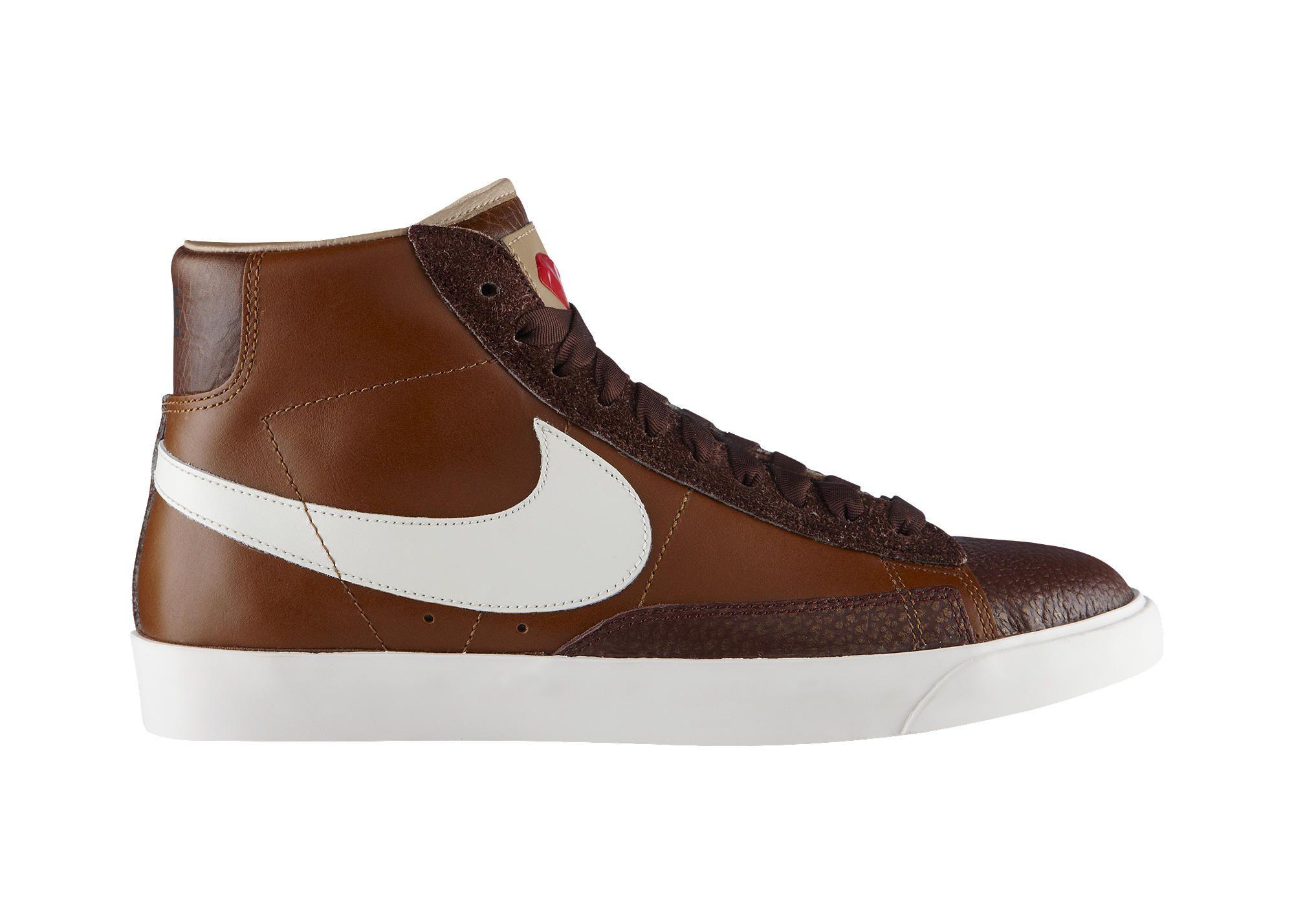 Nike Store UK. Nike Blazer High Vintage NRG Mens Shoe  e80ced7b95