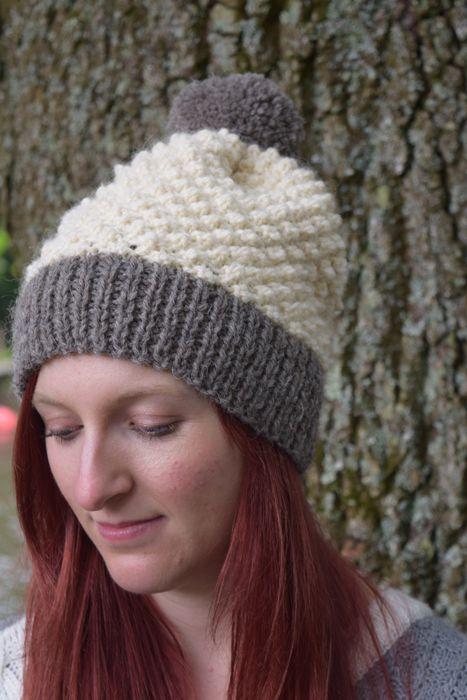 How To Make a Wool Week Bramble Hat