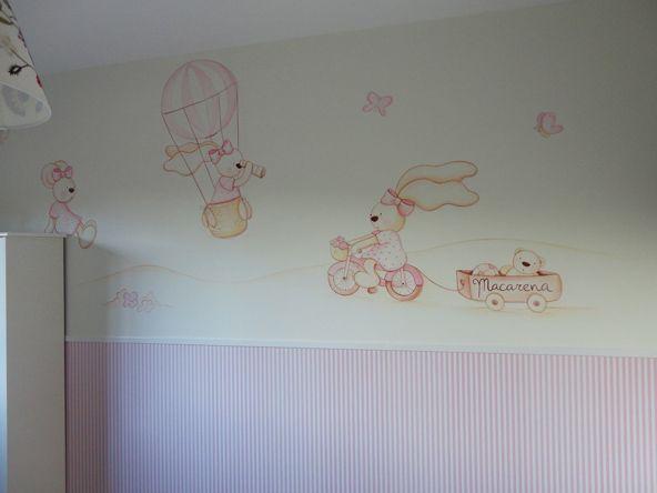habitaciones para bebes nia con hadas buscar con google - Habitacion Bebe Nia