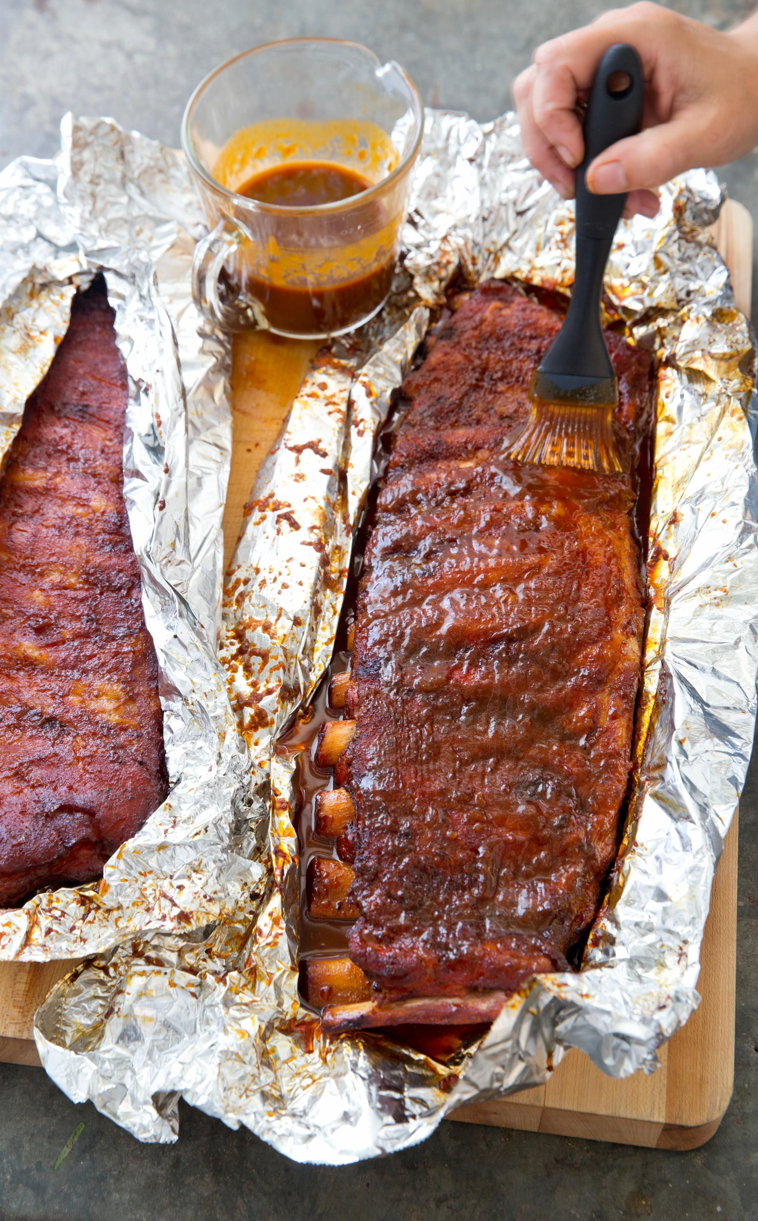 Kansas City Sticky Ribs On A Gas Grill Cook S Country Recipe How To Cook Ribs Ribs On Gas Grill Ribs On Grill
