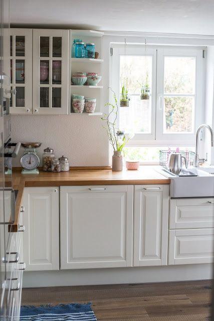 Frühjahrsputz oder in 8 Schritten zu einer sauberen Küche • Pomponetti   – Kleine Küchen ganz groß!