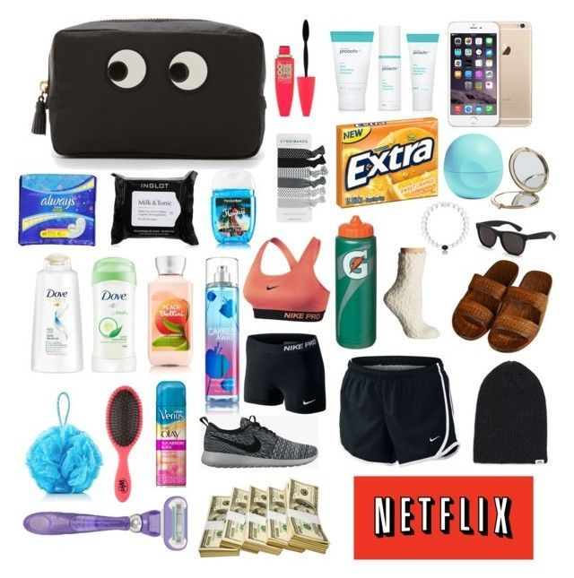What's in my backpack? on polyvore! | school | Pinterest | What s ...