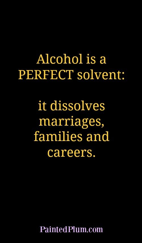 Alcoholic Quotes Prepossessing Alcoholdissolvesmarriagesfamiliescareersquoteaboutalcoholism . Decorating Inspiration