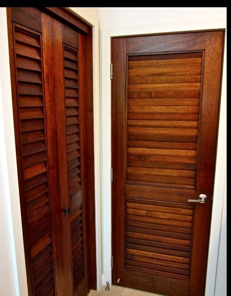 louvered doors hawaii home - Google Search | Building our Dream ...
