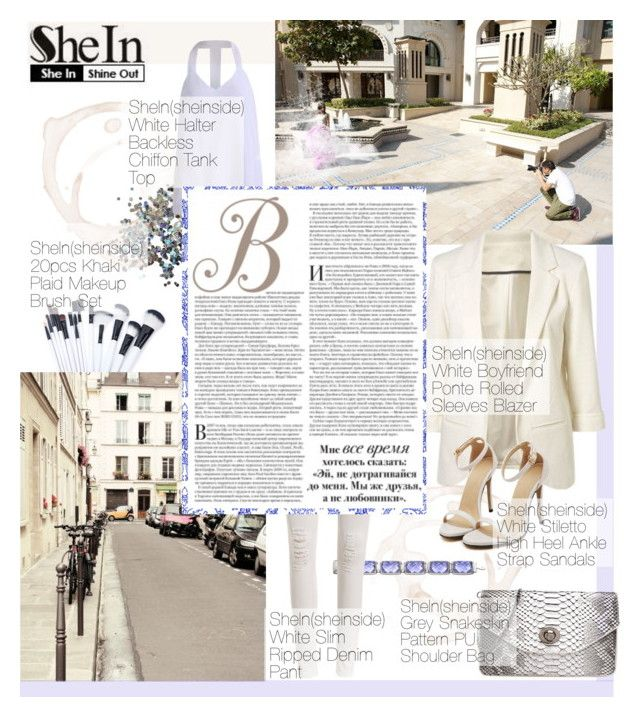 """""""Без названия #214"""" by alla ❤ liked on Polyvore featuring Topshop and Swarovski"""