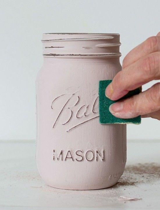 40 Einmachgläser Deko Ideen, die ganz einfach nachzumachen sind #masonjardecorating