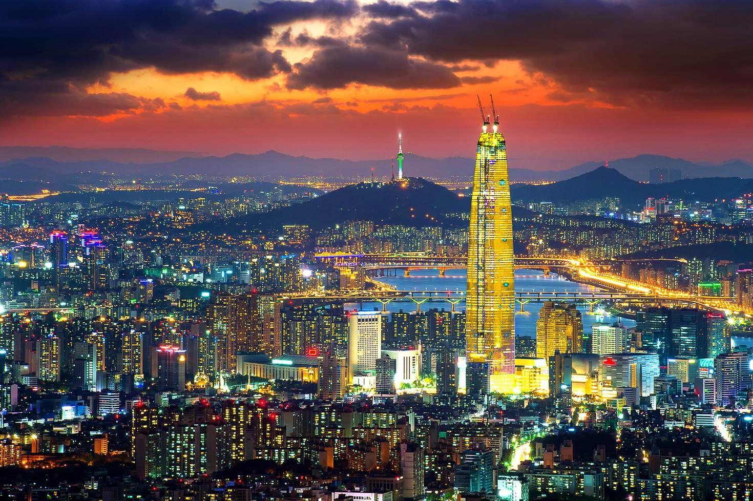 Seoul's dynamic cityscape: an architectural tour through ... - photo#29