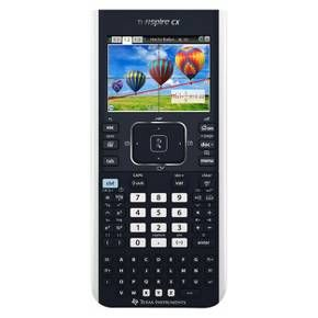 Texas Instruments Nspire Cx Color Graphing Calculator Black