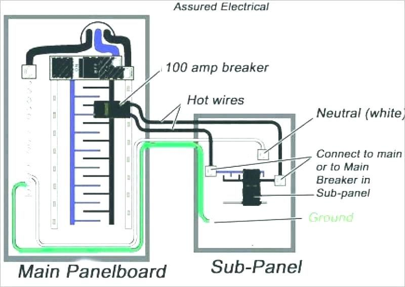 Wiring Diagram For Sub And Amp