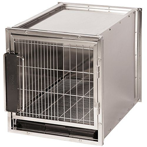 Proselect Stainless Steel Modular Kennel Small Want Additional